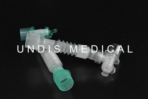 伸缩型麻醉延长管